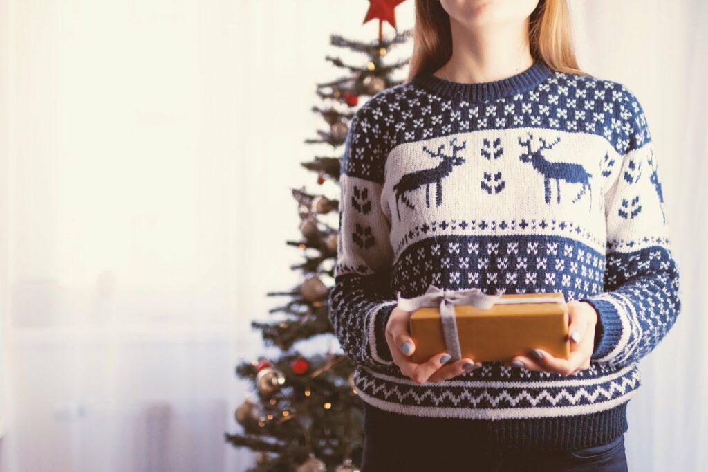 Regalo di Natale da donna